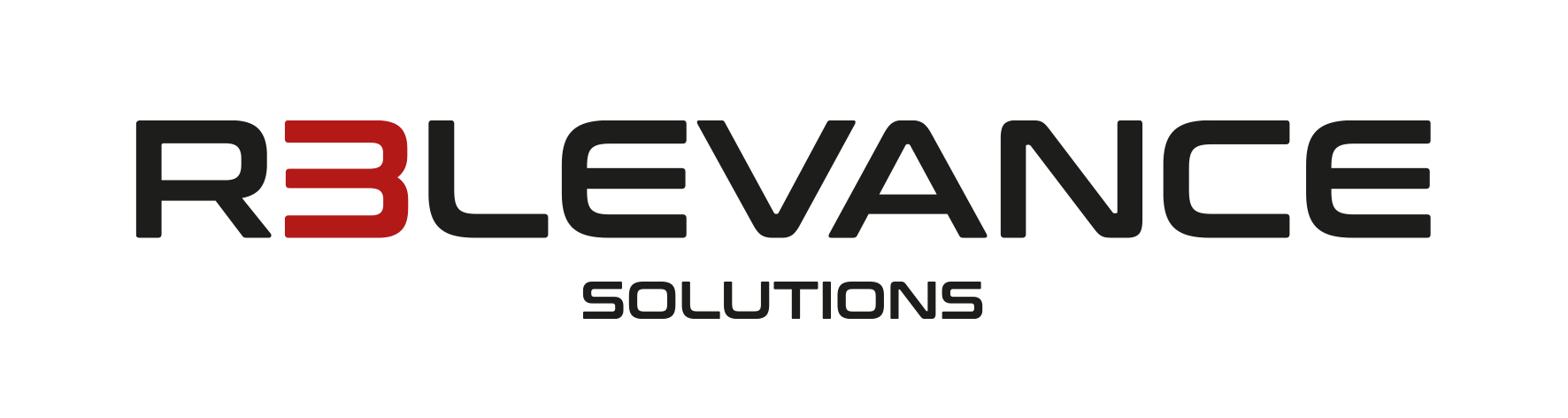 R3LEVANCE - SOLUTIONS | LOGO